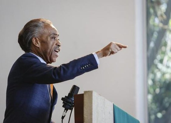 Video Capturing Al Sharpton Saying the Exact Same Words as the President Is Hilarious | Video | TheBlaze.com