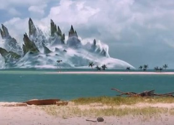 Godzilla: first footage screened at London cinema