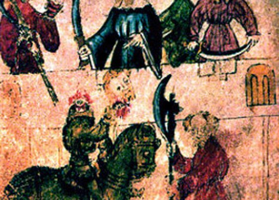 comparison of beowulf and the knight from the canterbury tales