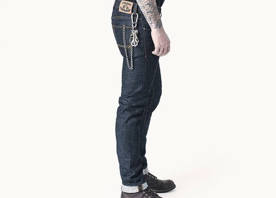 Beards & Tattoos : beardelicious: I liked this entire outfit, then...