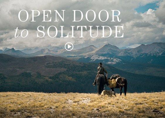Open Door to Solitude on Vimeo
