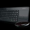 Harmony Smart Keyboard Remote - Logitech