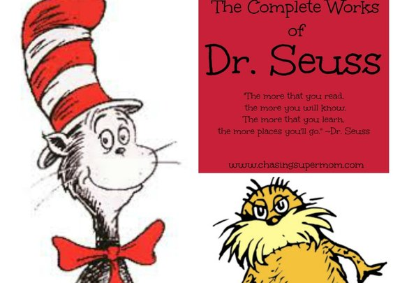 The Complete Works of Dr. Seuss - A List of All of Dr. Seuss's Books for Children | Chasing Supermom