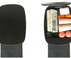 Secret Compartment Belt Buckle   StashVault