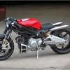 Ducati Flat Red 2 by JvB-Moto