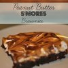 Peanut Butter S'mores Brownies | Chasing Supermom