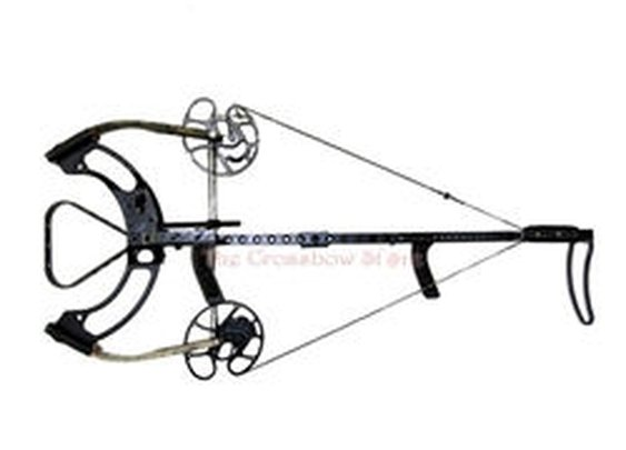 Hickory Creek 18''  In-line Vertical Crossbow