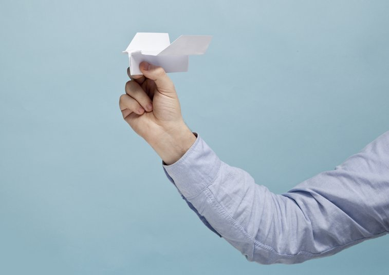 how to make the best paper airplane ever easy