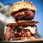 Forget Everything You Know: THIS Burger is 100% Bacon, from the Bun to the Patty |Foodbeast