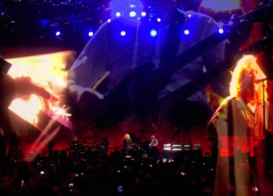 Led Zeppelin 2012 (Live)
