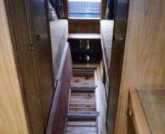 Under Floor Wine Storage in Show Boat   StashVault