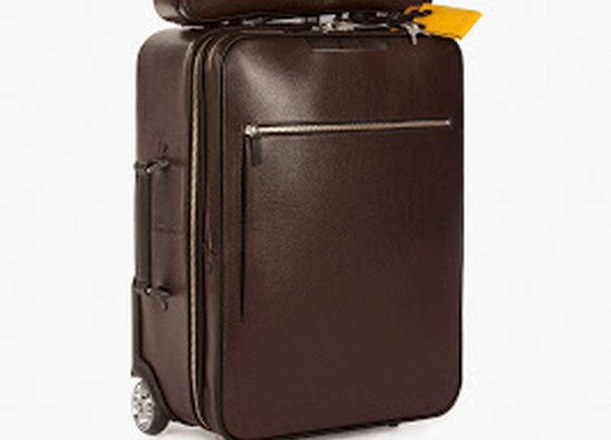 Stylish Luggage: WANT Les Essentiels de La Vie
