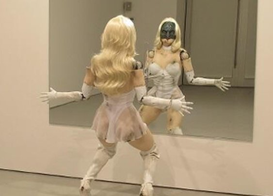Demonic-Looking Robot Doll Puts A Twisted Spin On Dancing