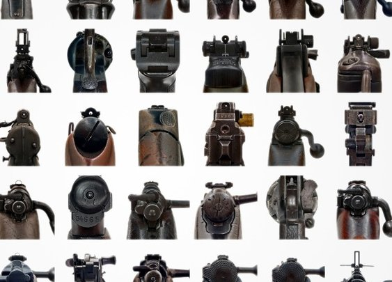 A look down the sights of over 100 C&R Firearms - The Firearm Blog