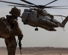 British sniper in Afghanistan kills six Taliban with one bullet - Telegraph