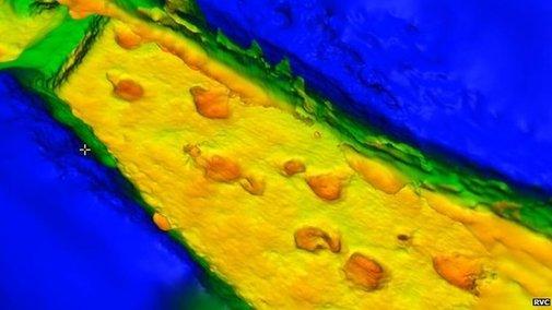 Dinosaur tracks: Prehistoric chase scene reconstructed