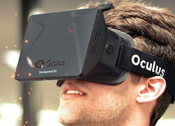 Facebook Going Virtual Reality with Oculus Rift