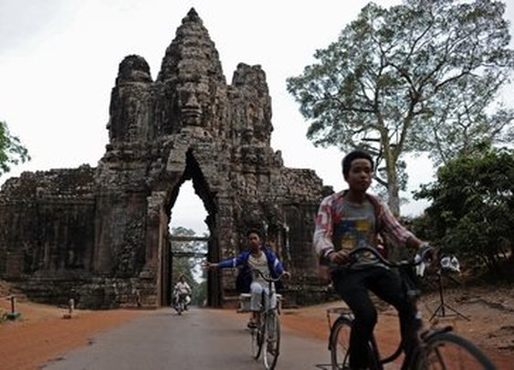 Cambodia: Ancient Angkor temples added to Street View