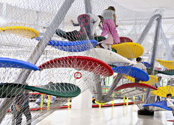 Luckey Climbers, Incredible Vertical Playgrounds for Kids