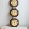 Vintage Barometer Springfield Barometer Weather by MollyFinds
