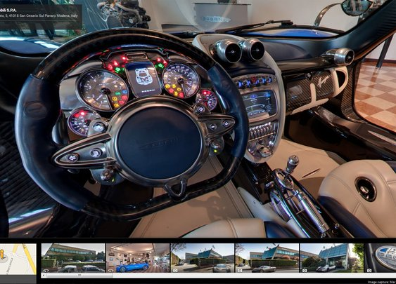 Google Takes Us Inside Pagani | Speedhunters