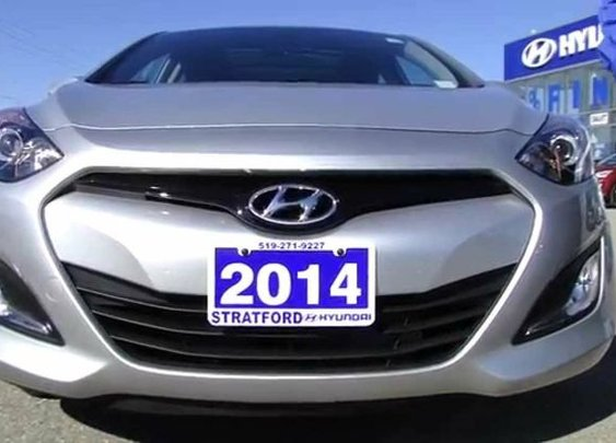 2014 Hyundai Elantra GT   GLS   Video Tour