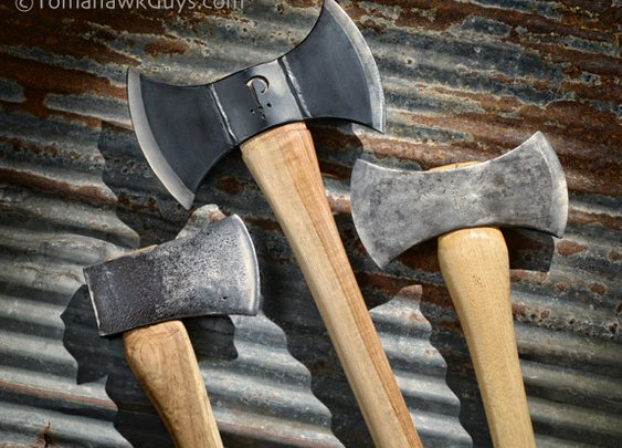 2014 Throwing Axe Line-up | TomahawkGuys