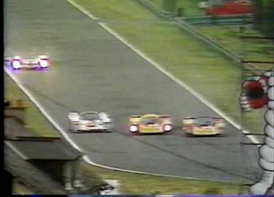 Night and Day - A tribute to Group C at Le Mans - YouTube