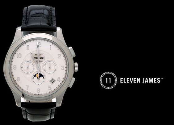 For Men: Watch Club Offers Luxury Timepieces