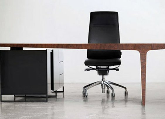 Strong Masculine Office Furniture Set Design |  Newhouseofart.Com