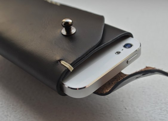 Blacksmith-Labs High Quality Leather iPhone Cases