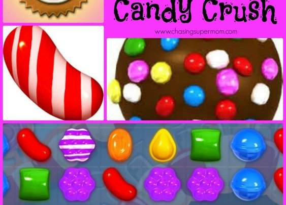 10 Signs You Might Be Addicted to Candy Crush | Chasing Supermom
