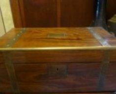 Victorian Laptop Writing Box