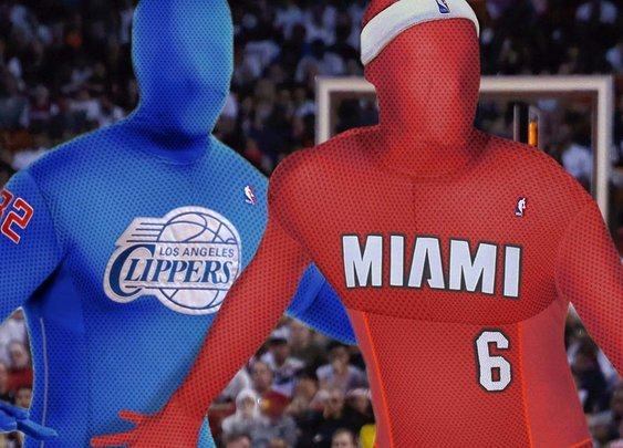 NBA Players Unhappy About New Full-Body Jerseys/ Onion - America's Finest News Source