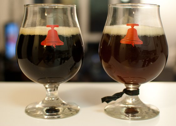 Head to Head: Unibroue Edition, Maudite vs. Trois Pistoles