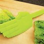This is One Kick Ass Karate Chop Lettuce Knife