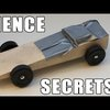 The Science Behind Making the Fastest Possible Pinewood Derby Car