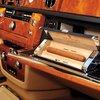 Rolls Royce glove box cigar humidor