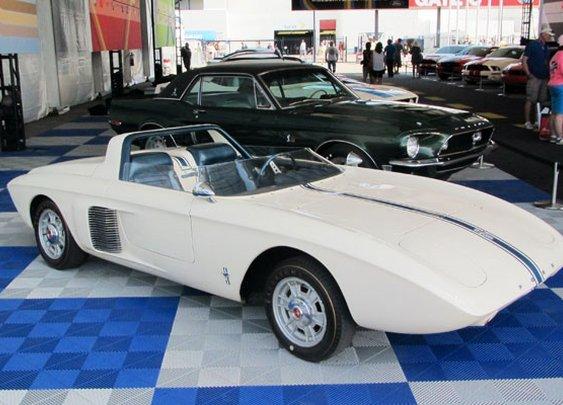 10 Cool Mustangs from the Las Vegas 50th Anniversary Mustang Celebration - Popular Mechanics