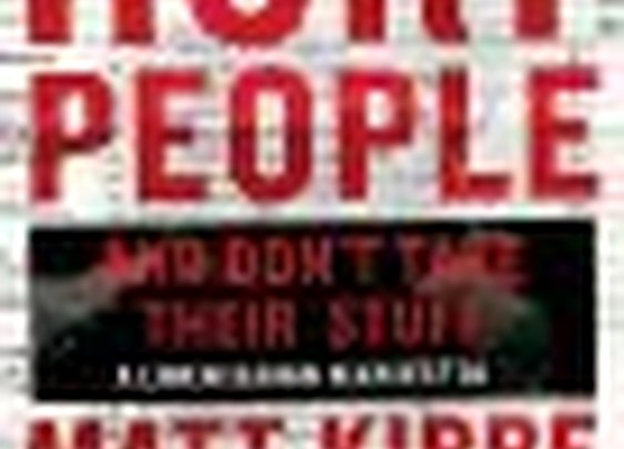 Don't Hurt People and Don't Take Their Stuff: A Libertarian Manifesto:Amazon:Books
