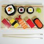 This LEGO Sushi Looks Delicious