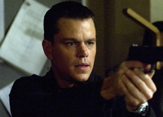 Matt Damon Open to Reprising Jason Bourne Role