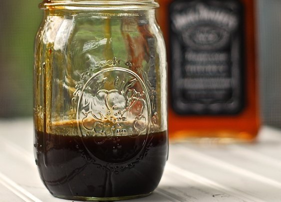 Jack Daniel's Tennessee Whiskey Glaze | ChinDeep