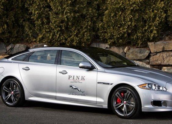 Jaguar Partners with Thomas Pink