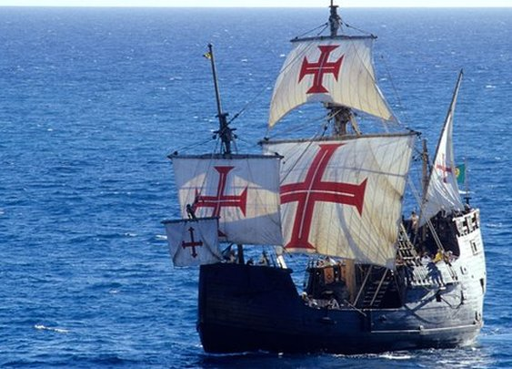 Christopher Columbus's Santa Maria wreck 'found'