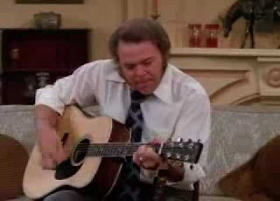 Roy Clark - The Guitar Wizard! 1971 - YouTube