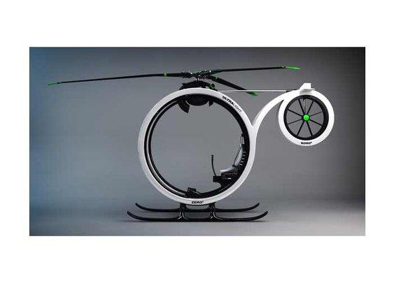 ZEROº Helicopter | Baxtton