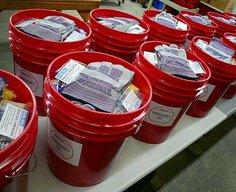 Why You Need To Make Bucket Emergency Kits - SHTF Preparedness