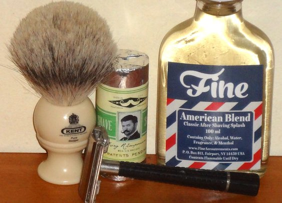 Great shave with Razor Emporium shave stick | Later On
