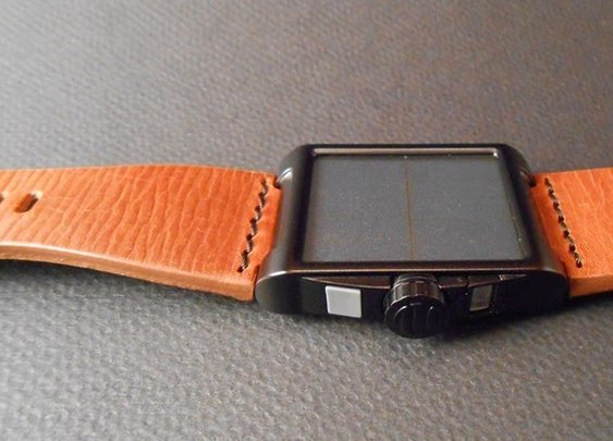Carbon Wearable Solar Charger